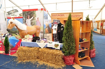 Trade fair registration Haflinger World Show 2021